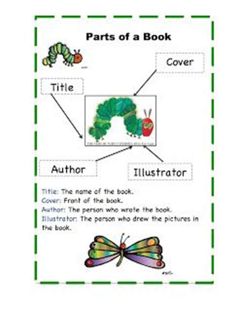 Book report sheets for kindergarten
